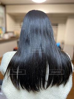 女性の髪の毛の写真・画像素材[2939928]