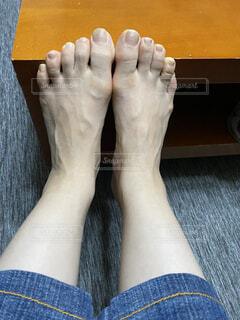 足の写真・画像素材[3323577]