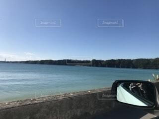 水の体の写真・画像素材[1676987]
