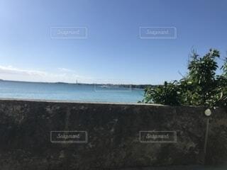水の上の石の橋の写真・画像素材[1678876]