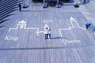 みなとみらい 大桟橋で前撮り♡の写真・画像素材[1672818]