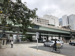 日本橋(2018年撮影)の写真・画像素材[1671135]
