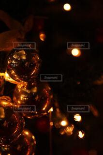 クリスマス素材の写真・画像素材[1676853]