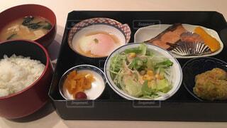 旅行の朝食の写真・画像素材[1685363]