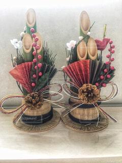 門松の写真・画像素材[1686151]