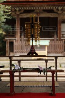 神社の写真・画像素材[1697032]