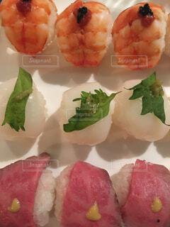 食品のプレートの写真・画像素材[1782434]