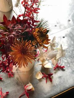 お正月花の写真・画像素材[1692256]