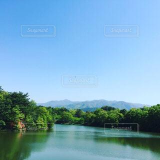 池の写真・画像素材[1674954]