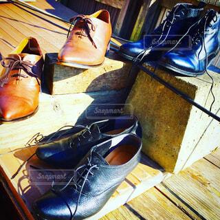 革靴の写真・画像素材[1678233]