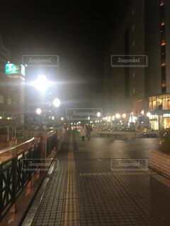 府中駅 ペデストリアンデッキの写真・画像素材[1674763]