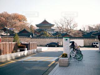 昌徳宮の写真・画像素材[1677713]