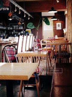 韓国のカフェの写真・画像素材[1677715]