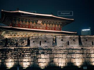 東大門の写真・画像素材[1679235]