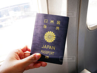 パスポートの写真・画像素材[1697371]