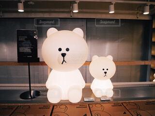 韓国 Line friends Storeの写真・画像素材[1785151]