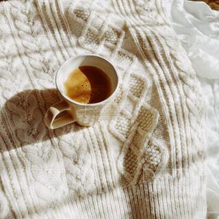 コーヒーカップの写真・画像素材[1964814]