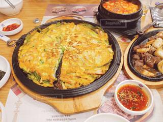 本場の韓国料理の写真・画像素材[3811301]