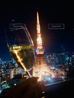 東京タワーの写真・画像素材[1725237]