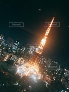夜の街の写真・画像素材[1725242]