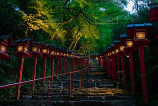 貴船神社の写真・画像素材[1680175]