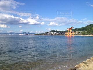 宮島の写真・画像素材[1680750]