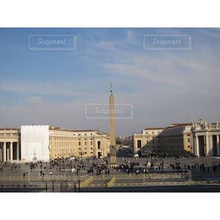 バチカン市国の広場の写真・画像素材[1682932]