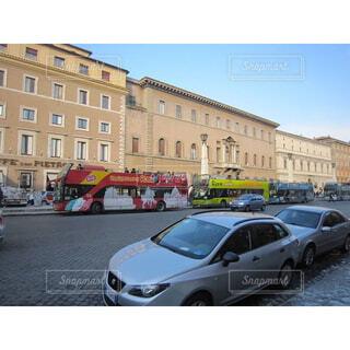 ローマの通りの写真・画像素材[1682934]