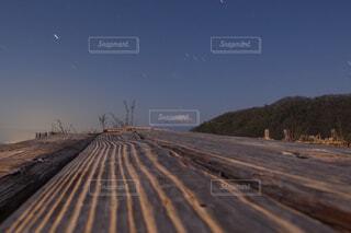 空の道の写真・画像素材[1681062]