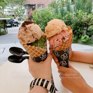 アイスクリームの写真・画像素材[1681926]