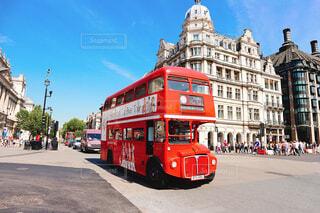 ロンドンバスの写真・画像素材[1681954]