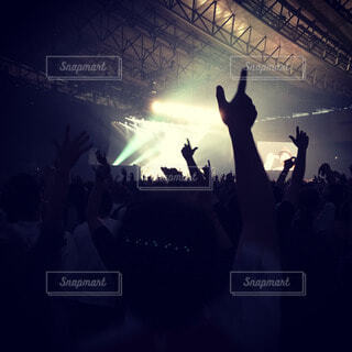 群衆の写真・画像素材[64715]