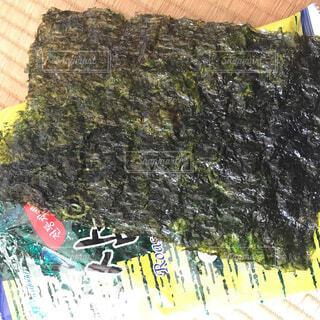 韓国海苔 開封の写真・画像素材[1685260]