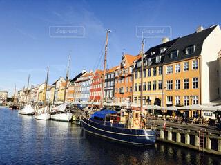 デンマークのハーバーの写真・画像素材[1686953]