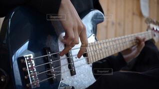 ベースギターの写真・画像素材[1788019]