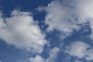 清々しい青空の写真・画像素材[1696102]