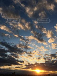 夕焼け。の写真・画像素材[2741418]