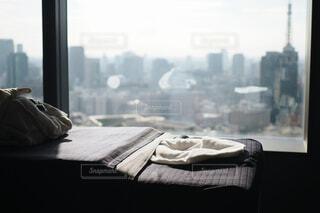 ホテルのスパからの眺望の写真・画像素材[1703786]