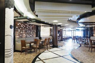 クルーズ船内の和食レストランの写真・画像素材[1704044]