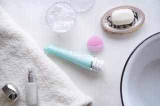 電動洗顔ブラシの写真・画像素材[2107681]