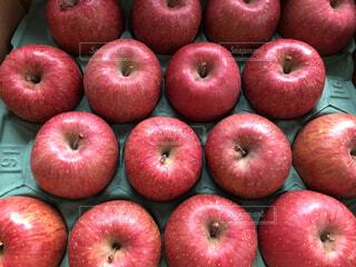 青森りんごの写真・画像素材[1695585]