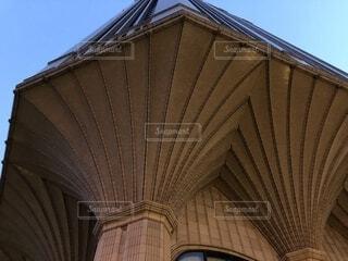屋根の造型の写真・画像素材[1726025]