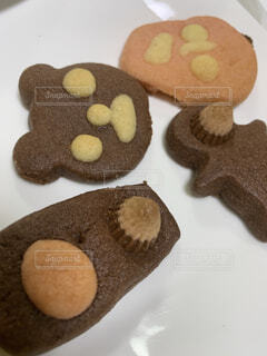 子どもの手作りクッキーの写真・画像素材[1849862]