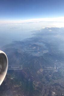 11月21日航空写真の写真・画像素材[1688658]
