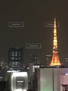 東京タワーの写真・画像素材[1689610]