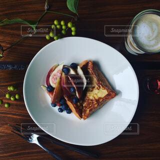フレンチトーストの写真・画像素材[222321]