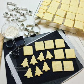 手作りクッキーの写真・画像素材[268969]