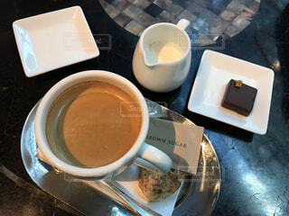 コーヒータイムの写真・画像素材[321583]