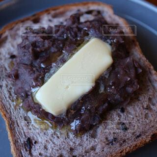 あんバタートーストの写真・画像素材[963259]