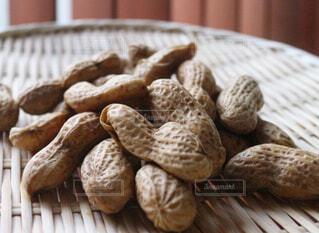 茹でピーナッツの写真・画像素材[1559162]